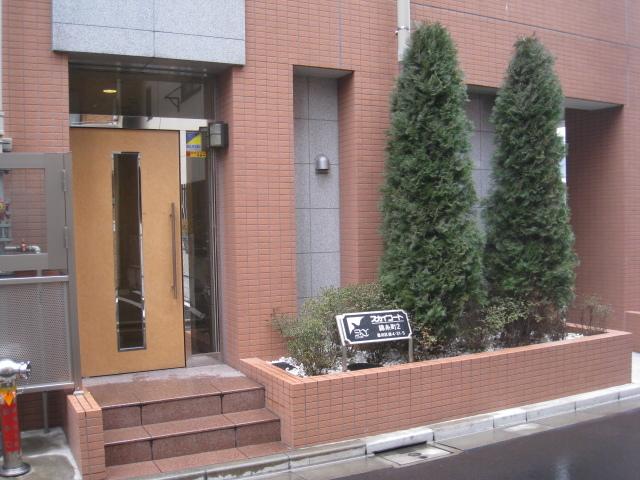 スカイコート錦糸町第2エントランス