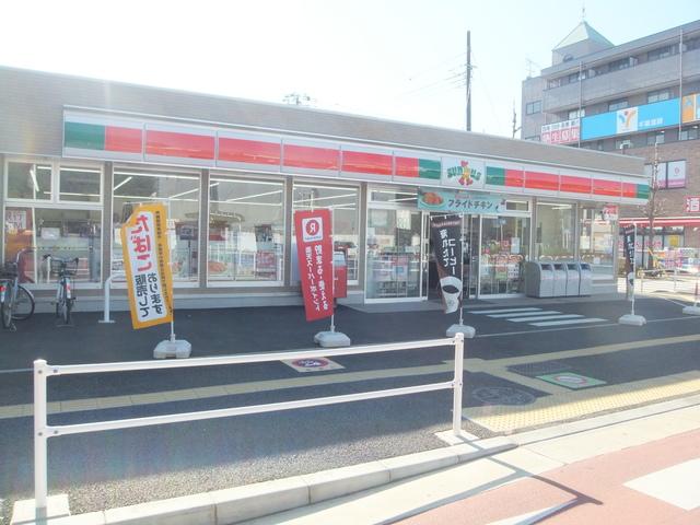 サンクス東船橋駅南店