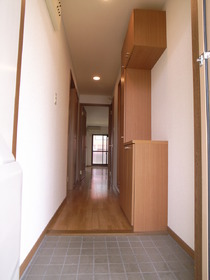広々とした玄関スペース☆