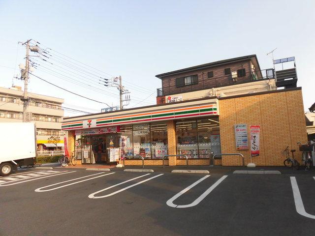 セブンイレブン市川南行徳3丁目店