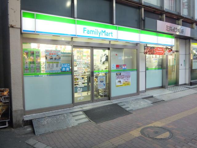 ファミリーマート京成船橋駅前店