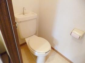 トイレも綺麗です!