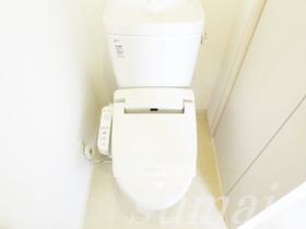 快適なトイレになっております★