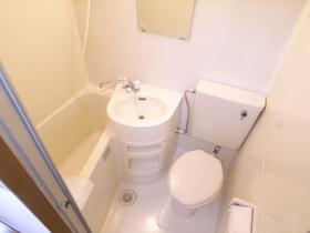 トイレ同室☆
