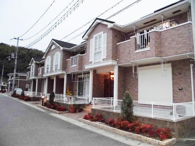 神戸市垂水区下畑町の賃貸アパート