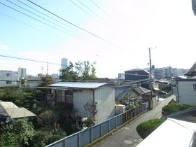 閑静な住宅街☆