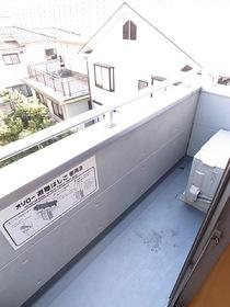 同建物、別タイプのお部屋の写真です。