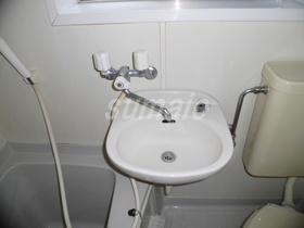 洗面台もございます!!
