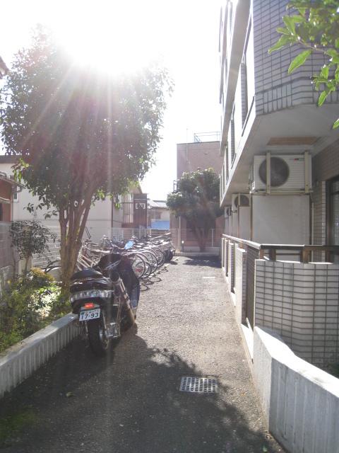 スカイコート横浜南太田共用設備