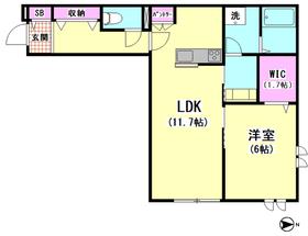 パークサイドメゾン 103号室