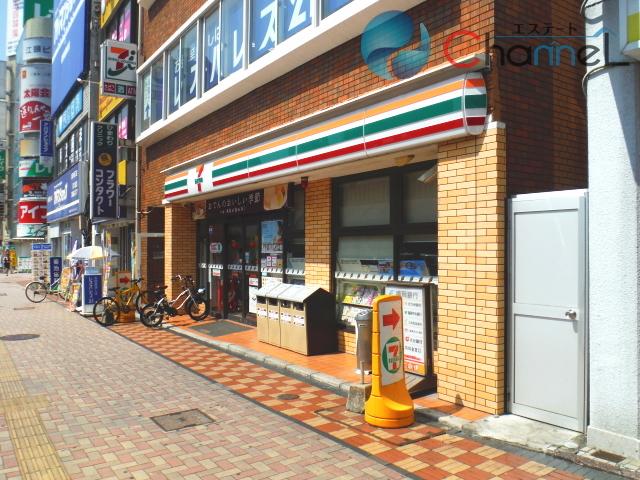 セブンイレブン西鉄久留米駅西口店