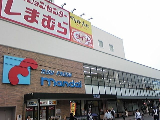 しまむら渋川店