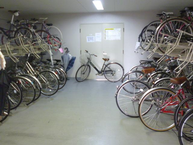 スカイコート巣鴨駐車場
