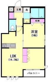 (仮称)矢口2丁目メゾン 201号室
