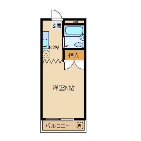 K2 洋6