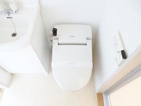 綺麗なトイレです