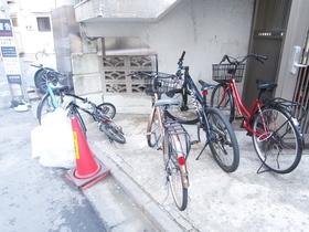 駐輪場です☆