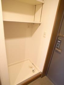 防水パンも付いていますので、水漏れも安心です!