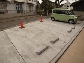 駐車場の空きは要確認