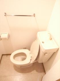 トイレももちろん綺麗に清掃済みです!!