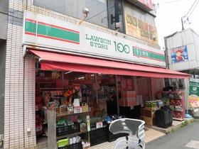 ローソンストア100原木中山店
