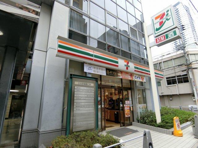 セブンイレブン大阪江戸堀1丁目西店
