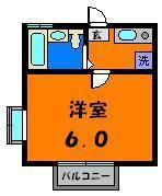 ※中部屋につき出窓なしタイプです。