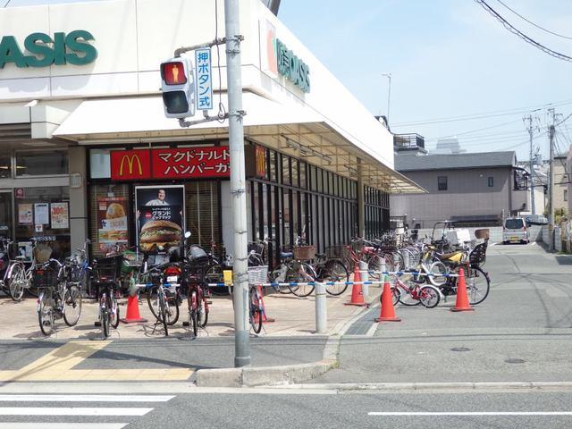 マクドナルド小曽根ニッショー店