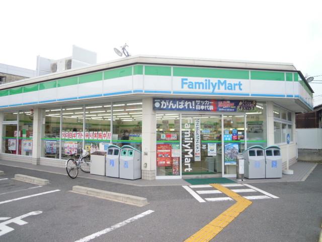 ファミリーマート箕面西宿店