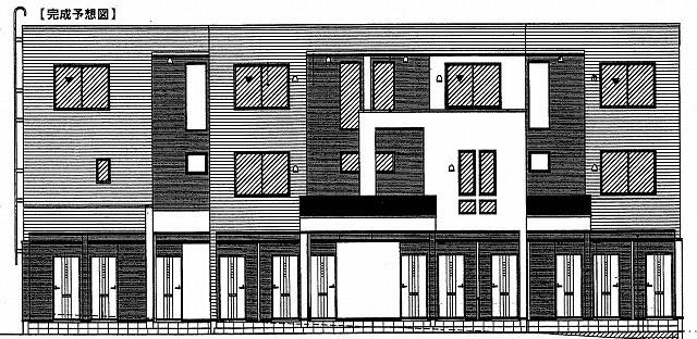 神戸市垂水区山手3丁目の賃貸アパート