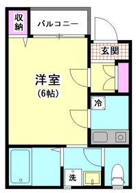 メゾン・モネ 102号室