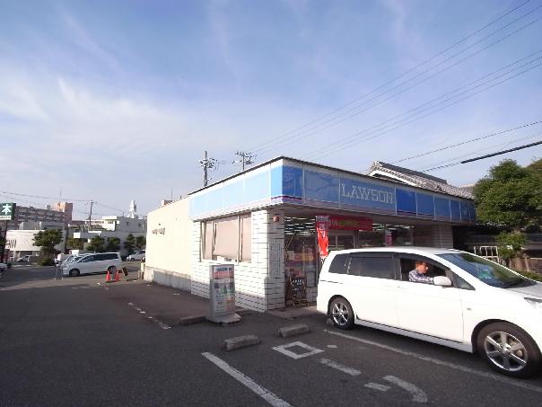 ローソン 神戸学院大学正門前店