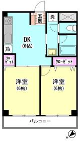三榮マンション第一 14室フルリニューアル 506号室