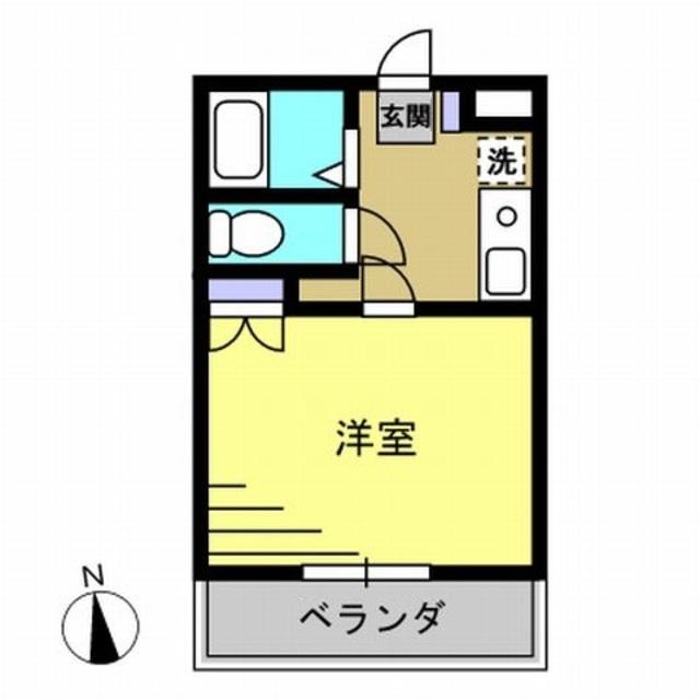 7.5帖洋室