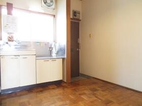 キッチン周りスペースあります!