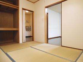 温かみのある和室!寝室です!