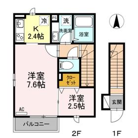 サンクタス OMORI 205号室