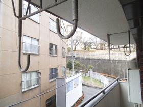 バルコニーには物干し竿も設置できます!