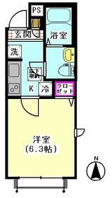 コート西糀谷 101号室