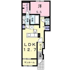 アパート/香川県高松市上之町1丁目 Image