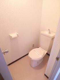 出窓付いたトイレ!明るいですね☆