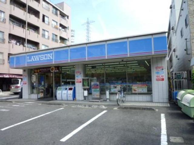 ローソン若江西新町店