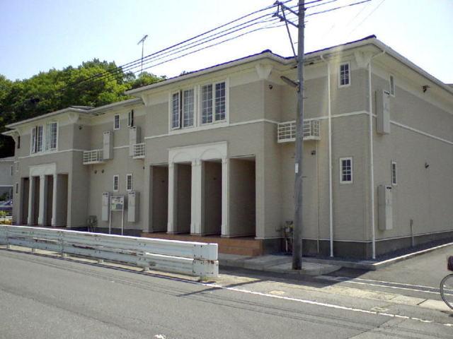 神戸市北区道場町 日下部の賃貸アパート