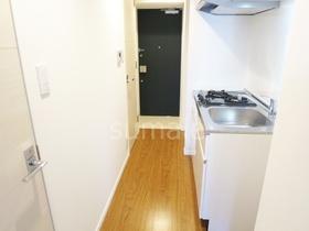キッチン&廊下スペースです♪