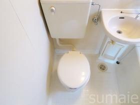 清潔感あるトイレです★
