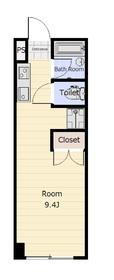 センチュリーハウス戸越 303号室