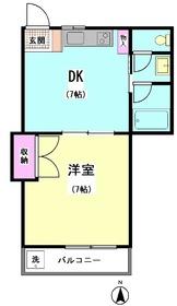 ウィステリアコトブキ 202号室