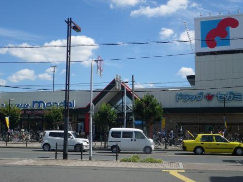 ドラッグセガミ巽北店