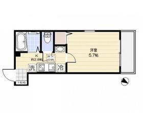 ミルキーハウス 102号室