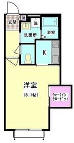 フレグラントオリーブ 105号室